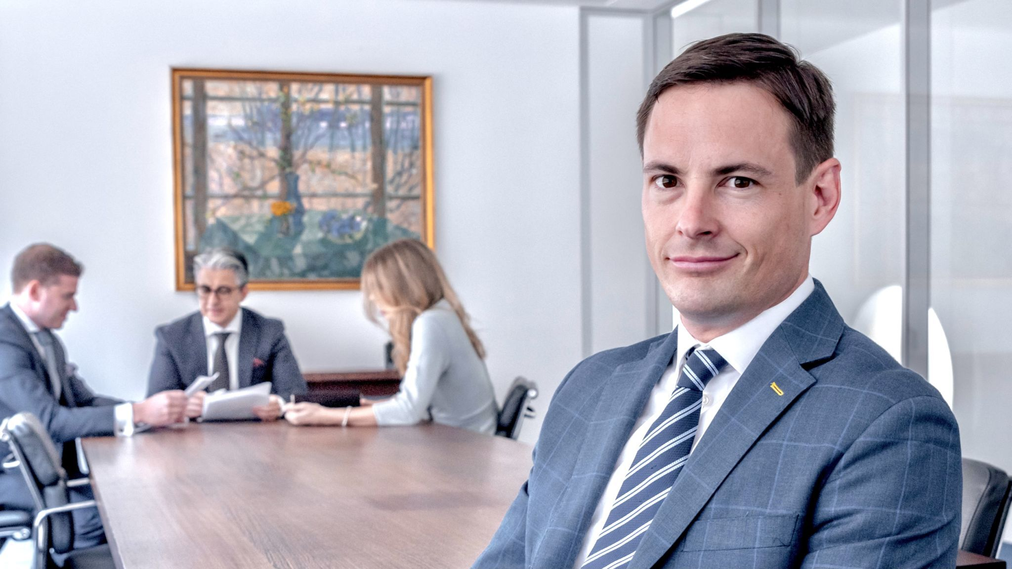 Blackfort is expanding its Zurich location with experienced Swiss Life portfolio manager